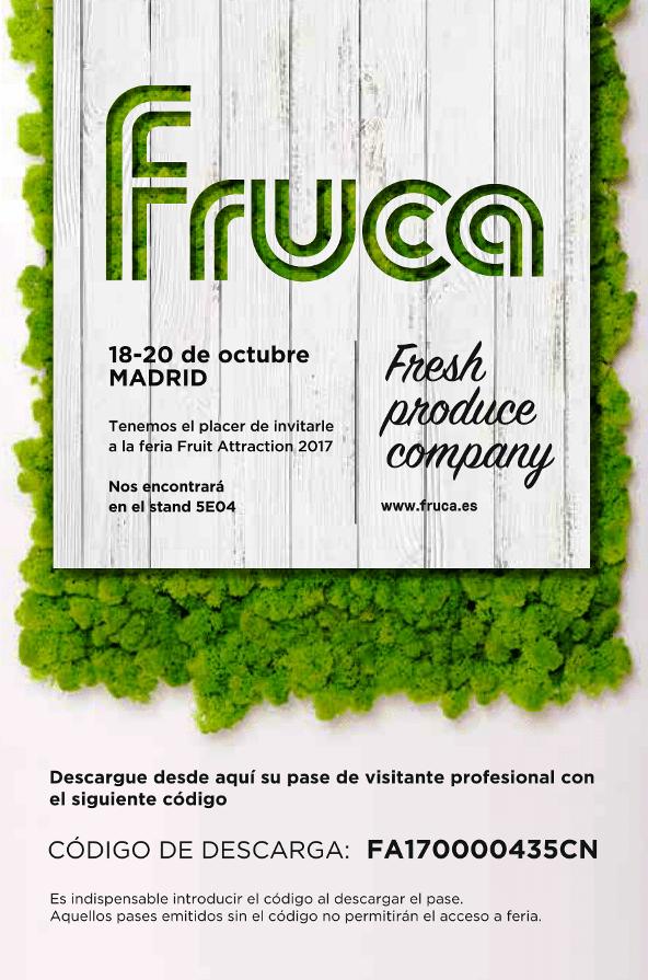 Feria fruitattraction 2017